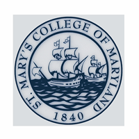 College Seal Square Decal