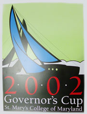 Gov Cup '02 Framed