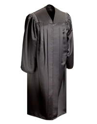 Graduation Gown (Indicate Height In Comment Section Of Order)