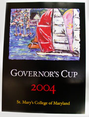 Gov Cup '04 Framed