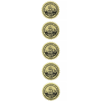 College Seals 25 Count