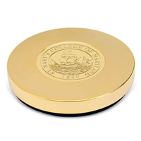 College Seal Paperweight