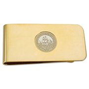 Money Clip Gold W/ Seal
