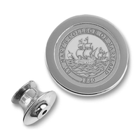 College Seal Lapel Pin
