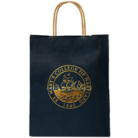 College Seal Gift Bag