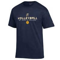 Sport T Volleyball S/S Tee Fast Track