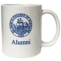 College Seal Alumni Mug