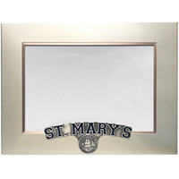 St. Mary's 5X7 Pewter Picture Frame