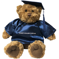 Chelsea Graduation Teddy Bear