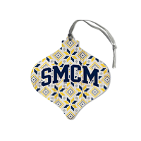 Smcm Sweater Bulb Ornament
