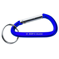 St. Mary's Carabiner Clip