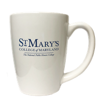 St. Mary's New Logo Mug