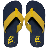 Two-Color Hawkhead Flip Flops