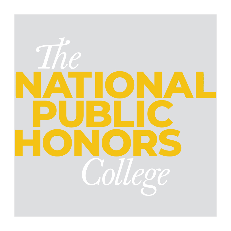 National Public Honors College Decal (SKU 1096132247)
