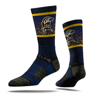 Strideline Split Crew Socks