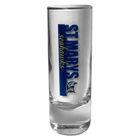 SMCM Shooter Shot Glass