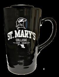 ST. MARY'S CERAMIC TRAVEL MUG