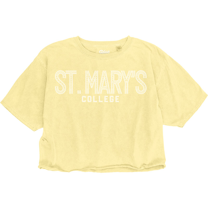 Taylor Cropped S/S Tee (SKU 1095947340)